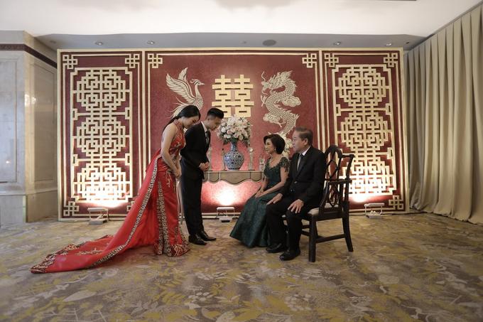 Wedding Of Hanny & Weida by Shangri-La Hotel - 019