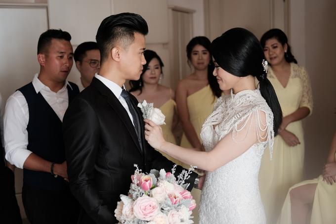 Wedding Of Hanny & Weida by Shangri-La Hotel - 021