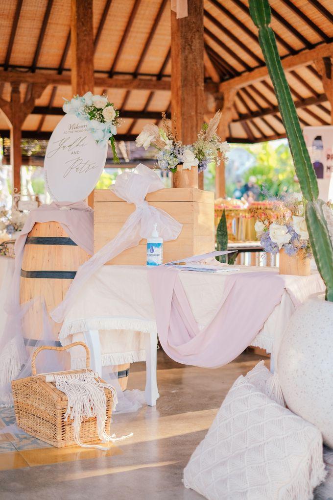 Putri and Yudhi Wedding by Bali Flower Decor - 013