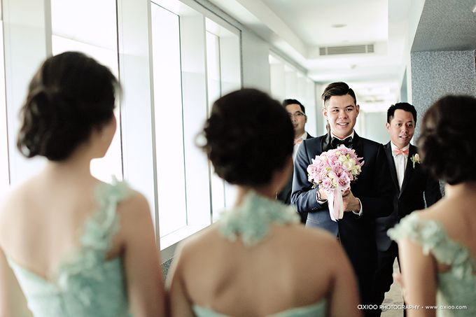 The Wedding of Reinaldy & Michelle by FIVE Seasons WO - 001