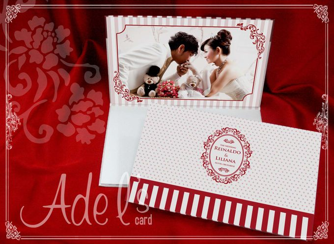 Hard Cover by Adel's House of card - 026