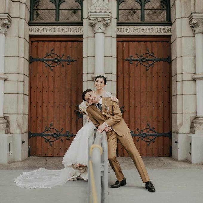 Wedding of Bianca & Eric by Double Happiness Wedding Organizer - 004