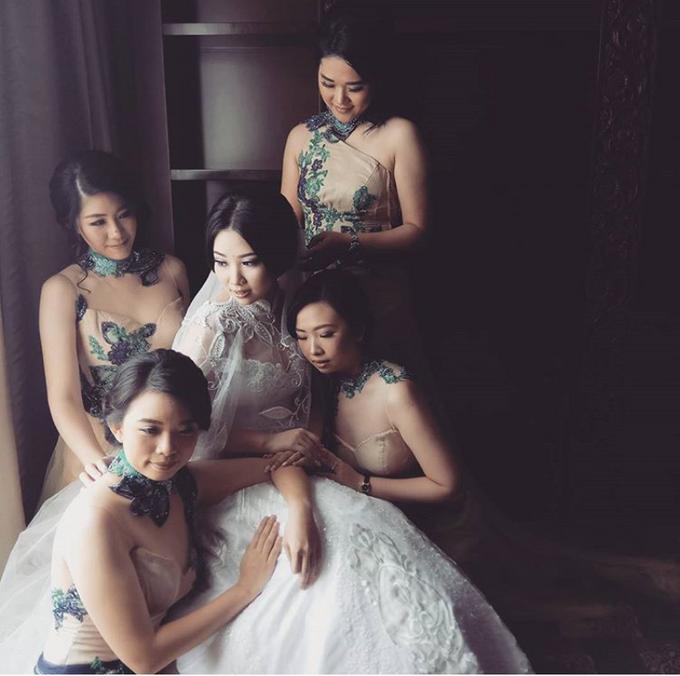 Ms.Lisia & Mr.Nicholas Wedding by Meedjin Couture - 011
