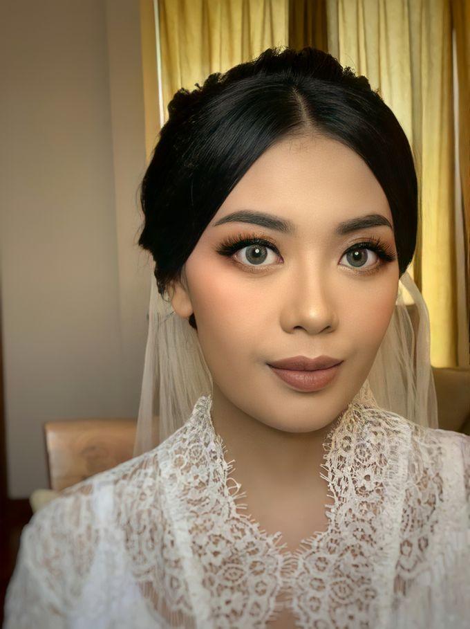 Wedding by CHERIS'H makeup artist - 012