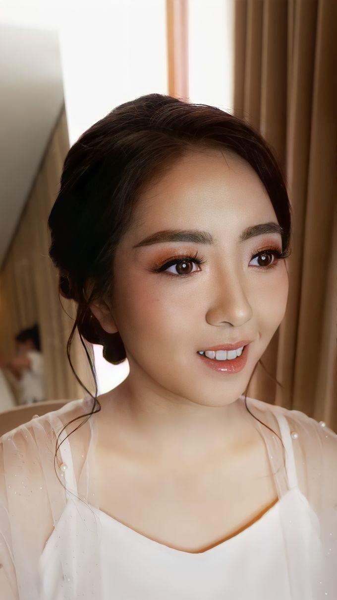 Wedding by CHERIS'H makeup artist - 013