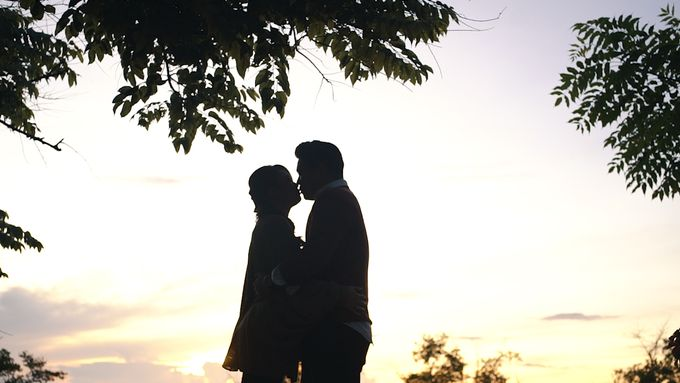 The Wedding of Renardi & Maya by LUNETTE VISUAL INDUSTRIE - 001