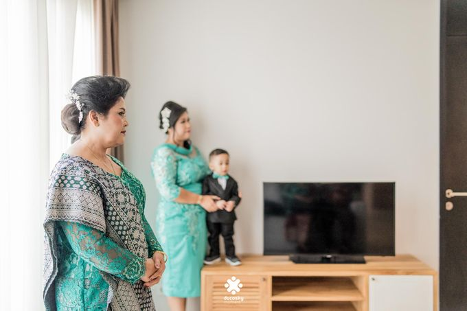 Rendy Evelyn Wedding | When Groom meets Bride by Ducosky - 001