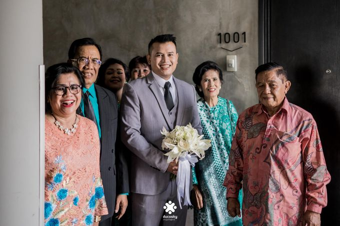 Rendy Evelyn Wedding | When Groom meets Bride by Ducosky - 002