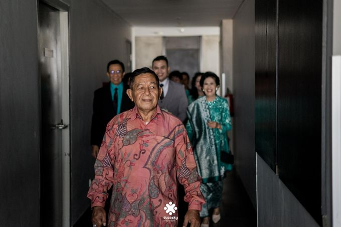 Rendy Evelyn Wedding | When Groom meets Bride by Ducosky - 003