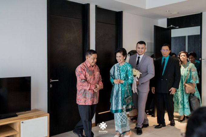 Rendy Evelyn Wedding | When Groom meets Bride by Ducosky - 007
