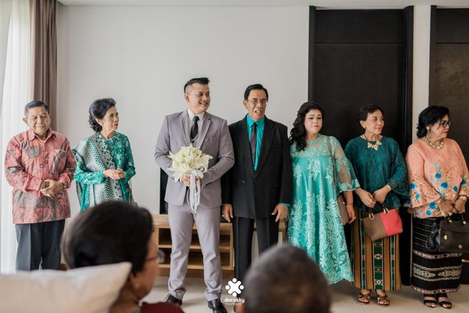 Rendy Evelyn Wedding | When Groom meets Bride by Ducosky - 008