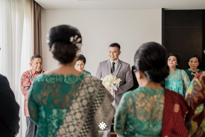 Rendy Evelyn Wedding | When Groom meets Bride by Ducosky - 009