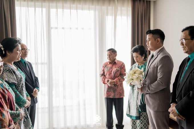 Rendy Evelyn Wedding | When Groom meets Bride by Ducosky - 010