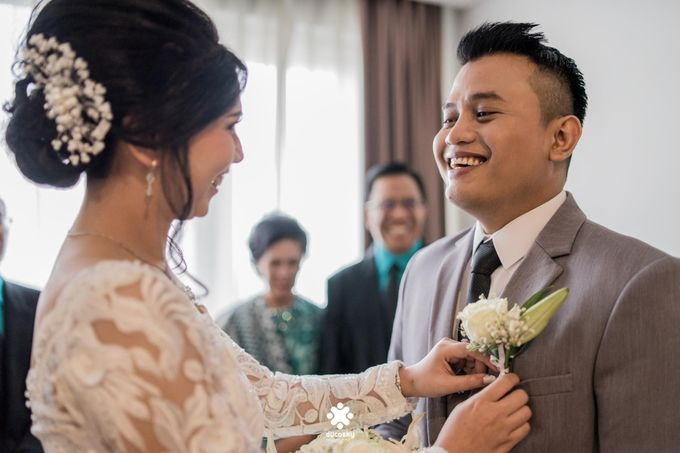 Rendy Evelyn Wedding | When Groom meets Bride by Ducosky - 015