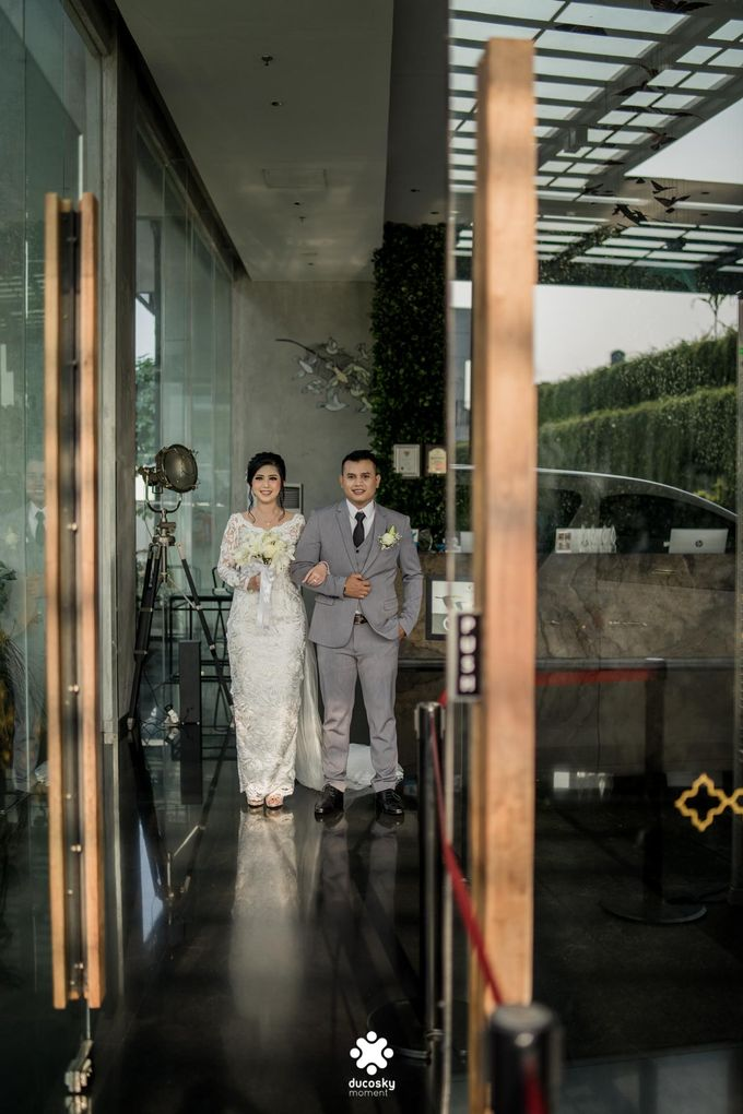 Rendy Evelyn Wedding | When Groom meets Bride by Ducosky - 017