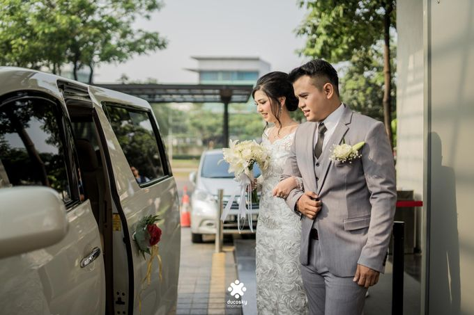 Rendy Evelyn Wedding | When Groom meets Bride by Ducosky - 018