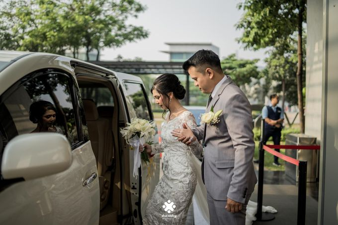 Rendy Evelyn Wedding | When Groom meets Bride by Ducosky - 019