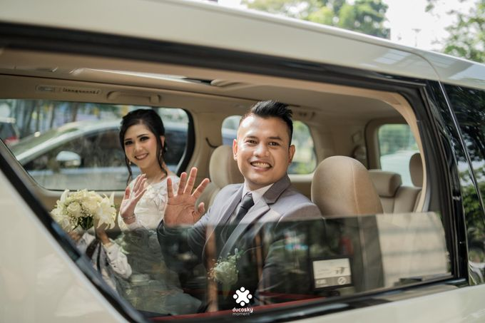 Rendy Evelyn Wedding | When Groom meets Bride by Ducosky - 020