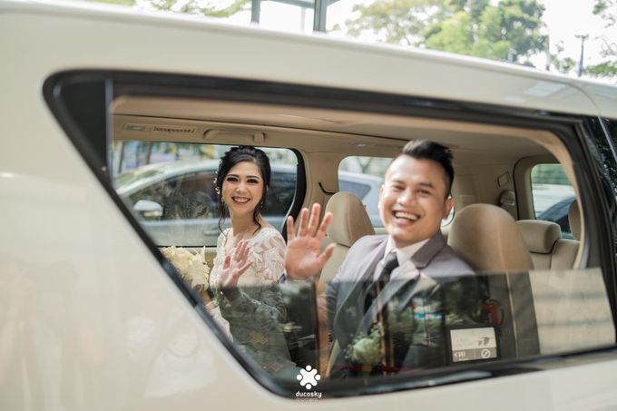 Rendy Evelyn Wedding | When Groom meets Bride by Ducosky - 021