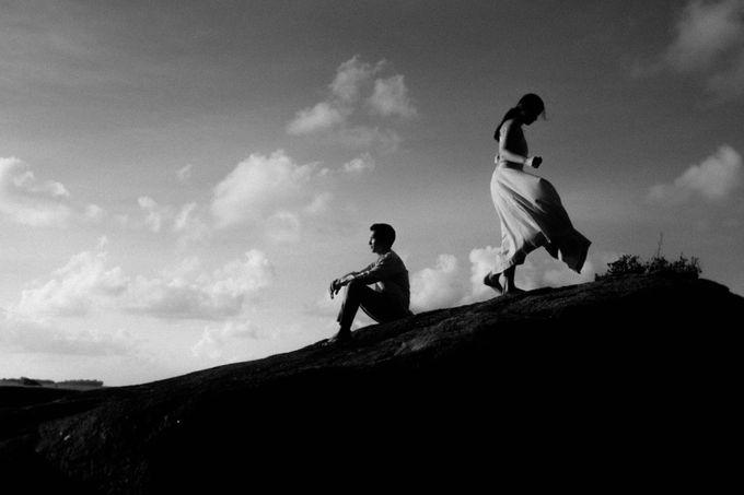 Ren & Caroline Prewedding by DERAI - 009