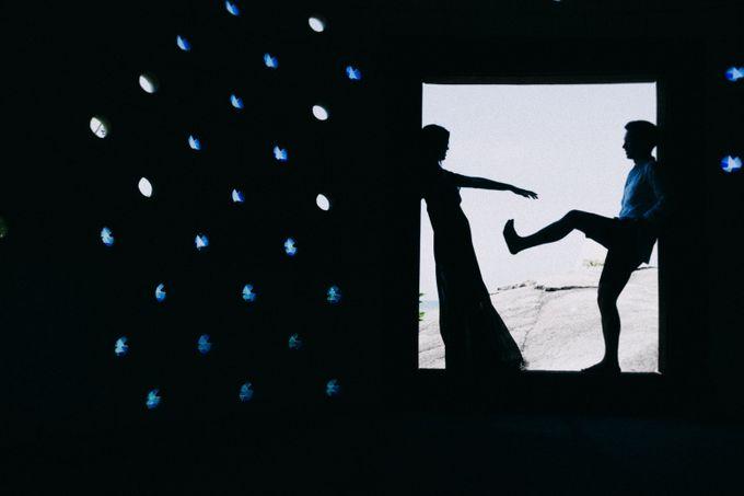 Ren & Caroline Prewedding by DERAI - 010