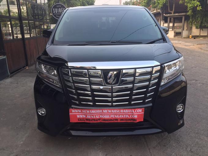 Promo Sewa Alphard Surabaya untuk Mobil Pengantin  by BLAZE EVENT ORGANIZER - 001