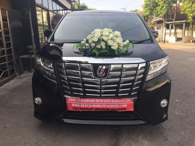Promo Sewa Alphard Surabaya untuk Mobil Pengantin  by BLAZE EVENT ORGANIZER - 004