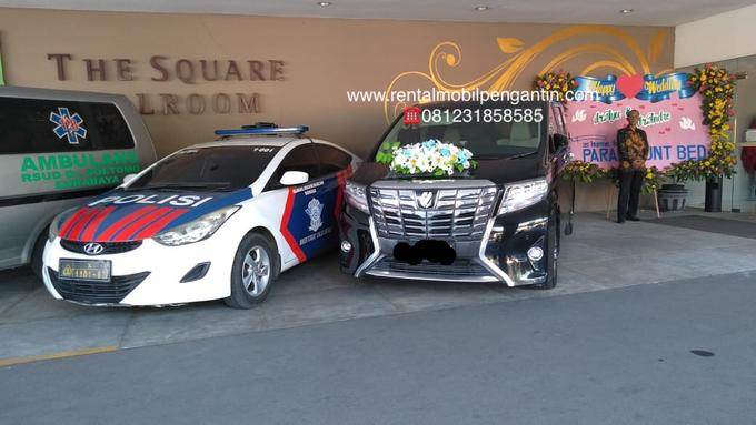 Promo Sewa Alphard Surabaya untuk Mobil Pengantin  by BLAZE EVENT ORGANIZER - 006