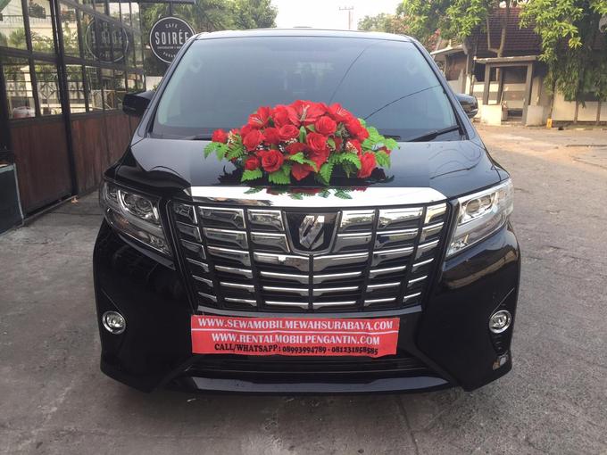 Promo Sewa Alphard Surabaya untuk Mobil Pengantin  by Rentalmobilpengantin.com - 005