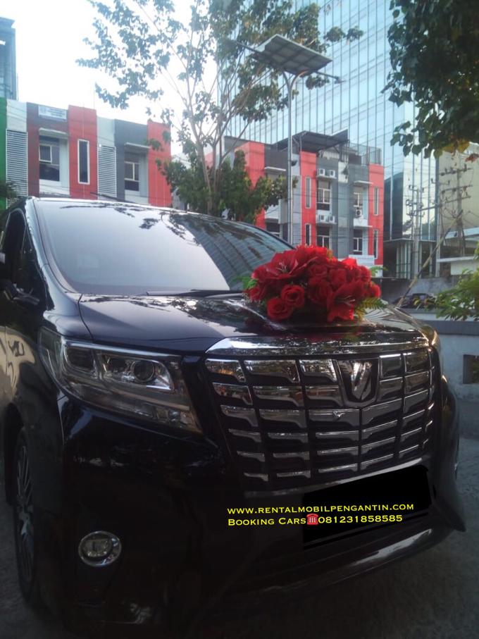 Promo Sewa Alphard Surabaya untuk Mobil Pengantin  by BLAZE EVENT ORGANIZER - 007