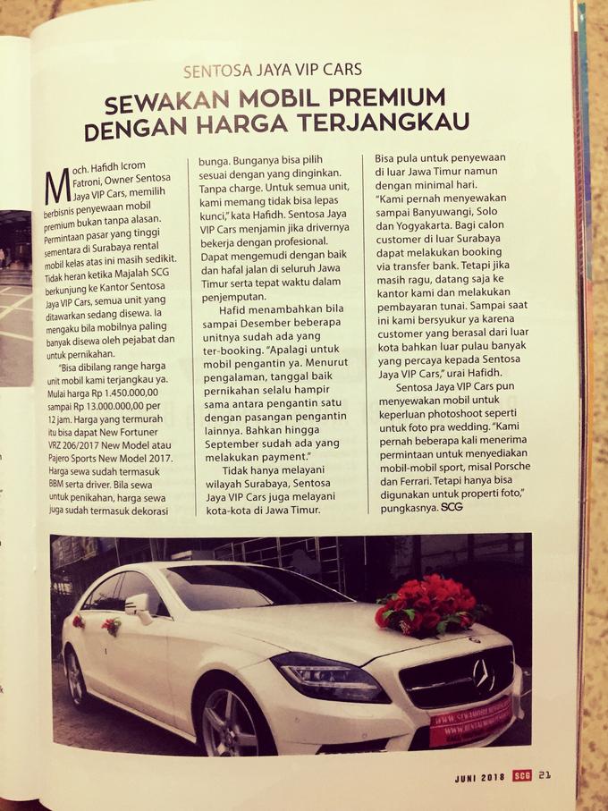 Promo Sewa Alphard Surabaya untuk Mobil Pengantin  by BLAZE EVENT ORGANIZER - 008