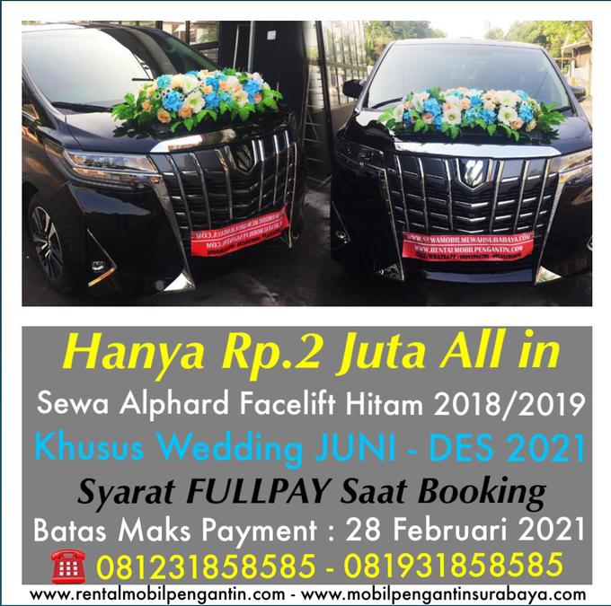 Promo Sewa Alphard Surabaya untuk Mobil Pengantin  by Rentalmobilpengantin.com - 013