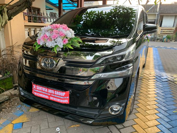Promo Sewa Alphard Surabaya untuk Mobil Pengantin  by BLAZE EVENT ORGANIZER - 016