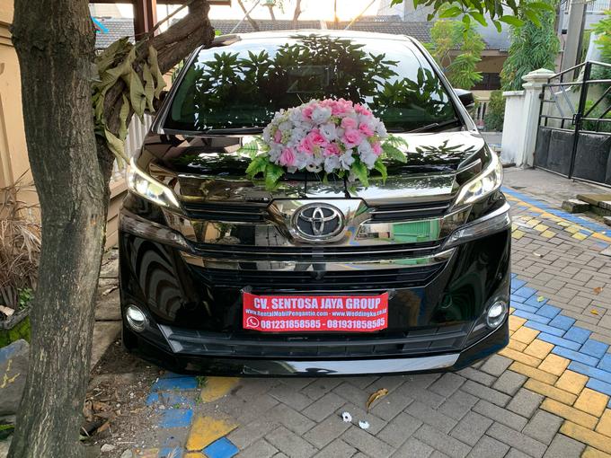 Promo Sewa Alphard Surabaya untuk Mobil Pengantin  by BLAZE EVENT ORGANIZER - 017