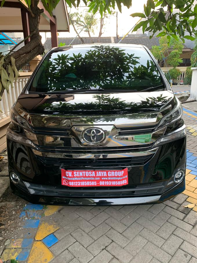 Promo Sewa Alphard Surabaya untuk Mobil Pengantin  by BLAZE EVENT ORGANIZER - 018