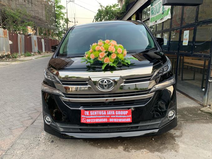 Promo Sewa Alphard Surabaya untuk Mobil Pengantin  by Rentalmobilpengantin.com - 020