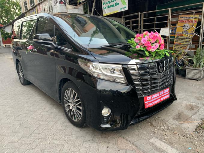 Promo Sewa Alphard Surabaya untuk Mobil Pengantin  by BLAZE EVENT ORGANIZER - 021