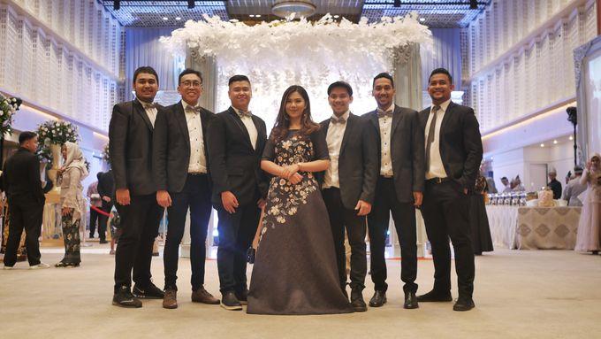 The Wedding of Puput & Nanang at Thamrin Nine by La Oficio Entertainment - 006
