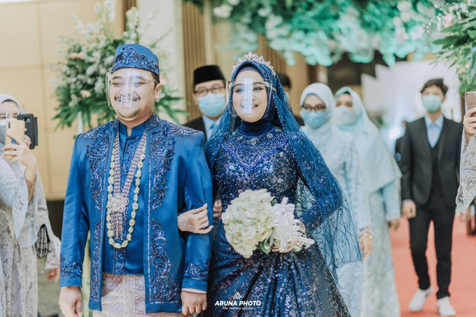 Shafira & Rafi Wedding Ceremony by Ayatana Wedding - 012