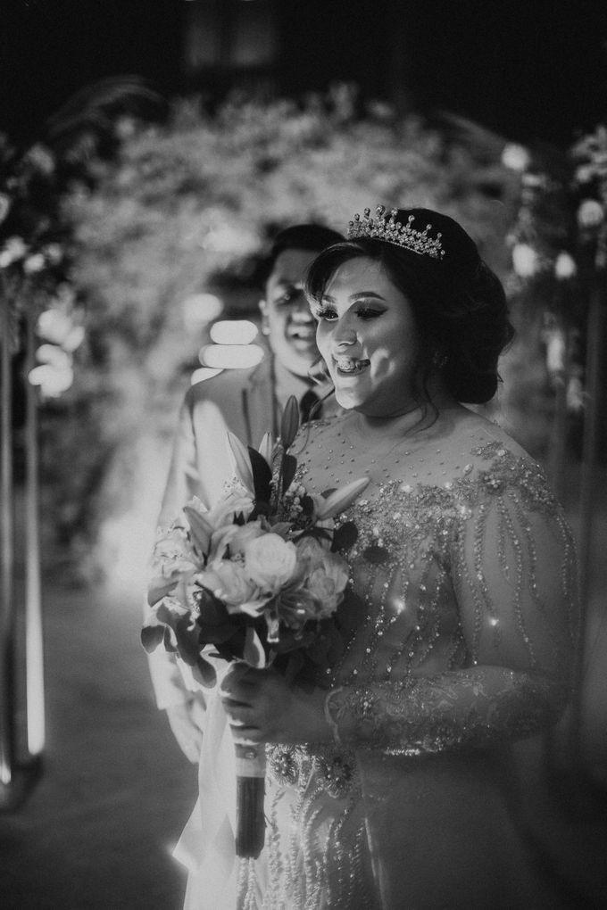 Nilam + Arian by KATA Wedding Planner And Organizer - 038