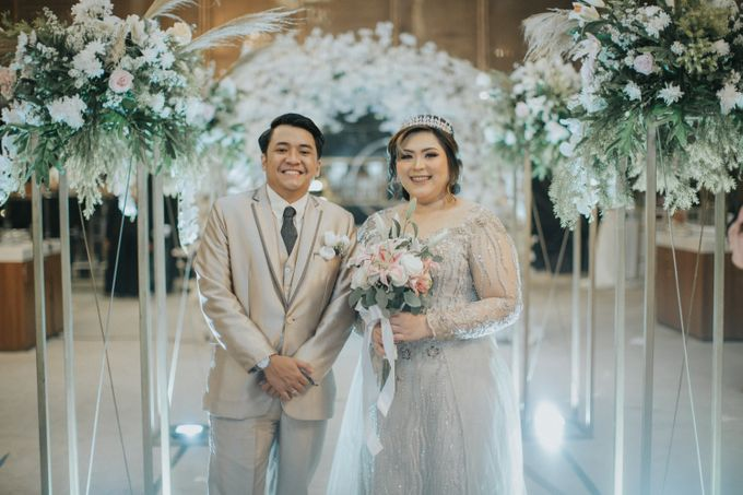 Nilam + Arian by KATA Wedding Planner And Organizer - 040