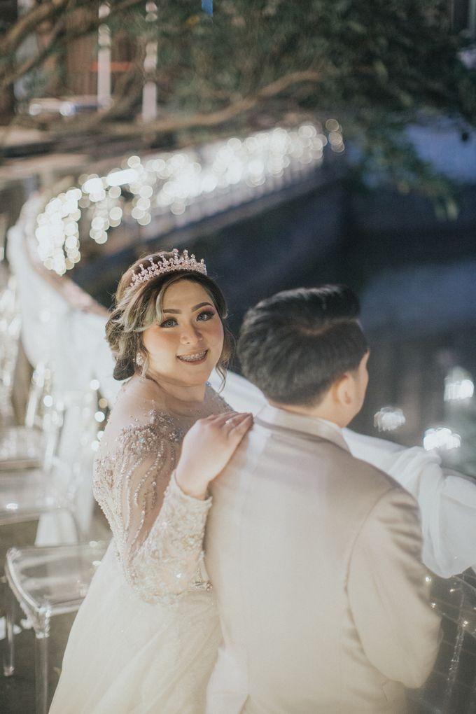 Nilam + Arian by KATA Wedding Planner And Organizer - 048