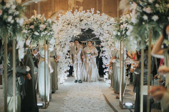 Nilam + Arian by KATA Wedding Planner And Organizer - 049