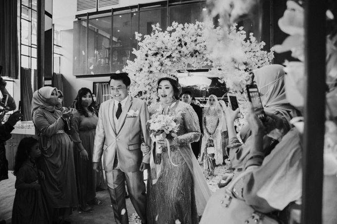Nilam + Arian by KATA Wedding Planner And Organizer - 010