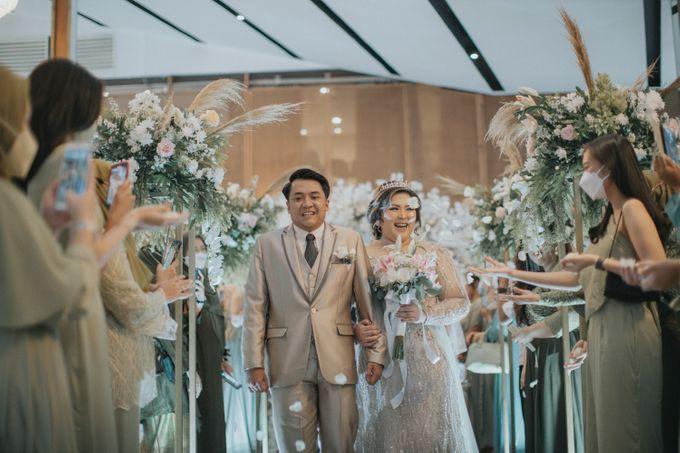 Nilam + Arian by KATA Wedding Planner And Organizer - 025