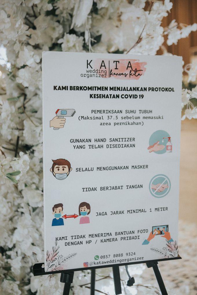 Nilam + Arian by KATA Wedding Planner And Organizer - 037