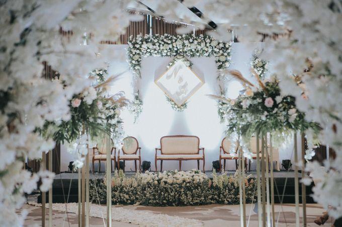 Nilam + Arian by KATA Wedding Planner And Organizer - 050