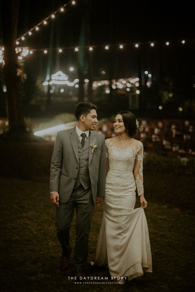 Sastri & Luthfan Wedding At Orchid Forest Lembang by Josh & Friends Entertainment - 019