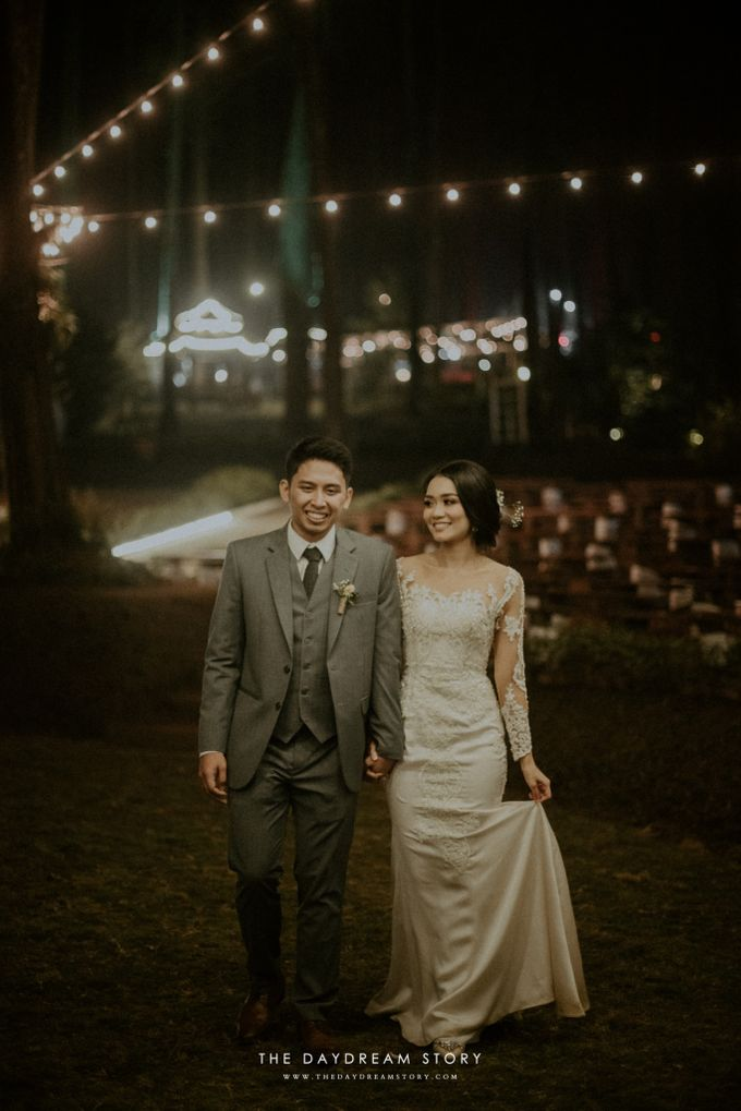 Sastri & Luthfan Wedding At Orchid Forest Lembang by Josh & Friends Entertainment - 018