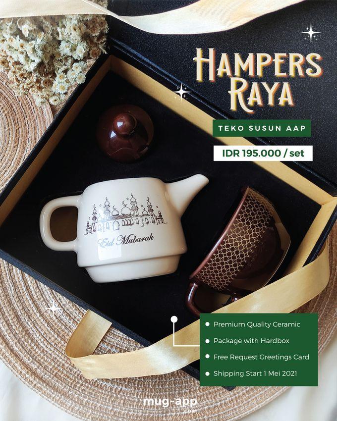 Hampers Raya Tekosusun AAP by Mug-App Wedding Souvenir - 001